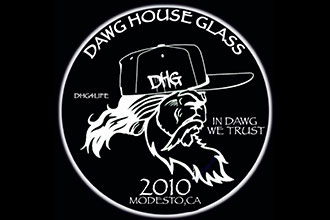 Dawg House Glass